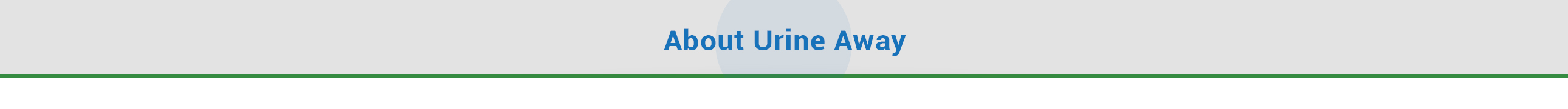 Urine-Away_Header-About
